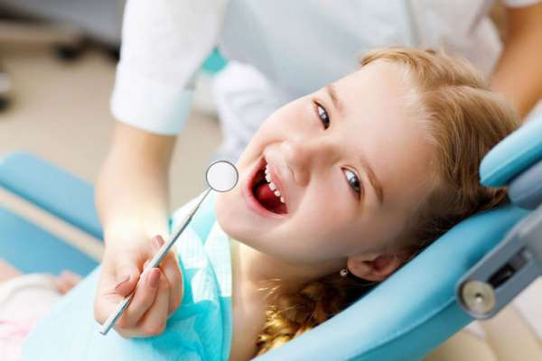 Детская стоматология: особенности работы