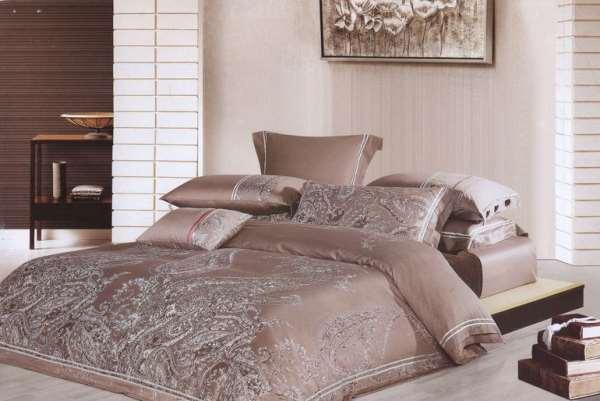 Сатиновое постельное белье   достойный выбор ценителей красоты и практичности