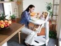 Детские стулья для кормления — первая детская мебель
