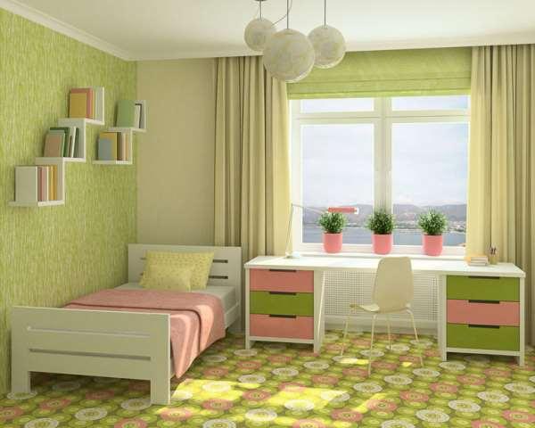 Стоит ли заниматься озеленением детской комнаты и какие последствия могут быть?