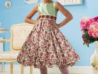 Как подобрать нарядную одежду для девочки