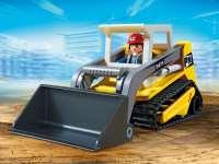 Увлекательные радиоуправляемые игрушки: строительная техника и спасатели
