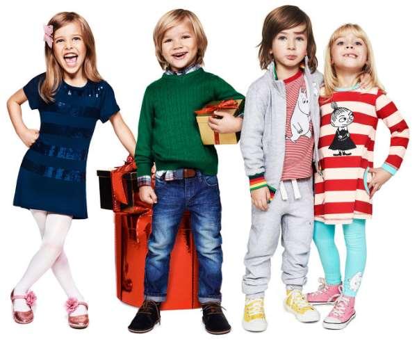 Детская одежда. Тренды этого сезона на детскую одежду