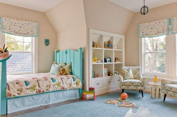 Детская комната   простор для фантазии