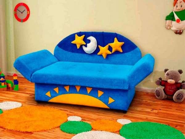 Детский диван. Какой выбрать?