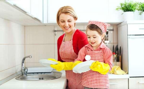 Дети – помощники в семье?