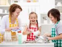 Домашние обязанности вашего ребёнка