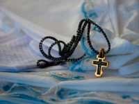 Детский нательный крестик — подарок на всю жизнь