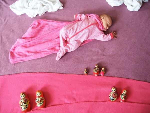 Чего родители не знают о сне своего ребенка