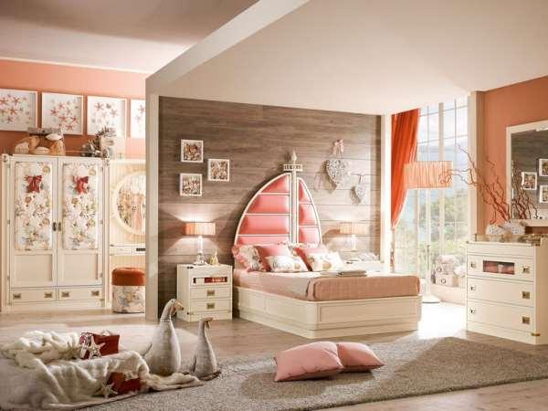 Новая жизнь детской комнаты