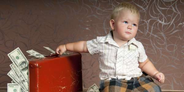 Как научить малыша пользоваться деньгами
