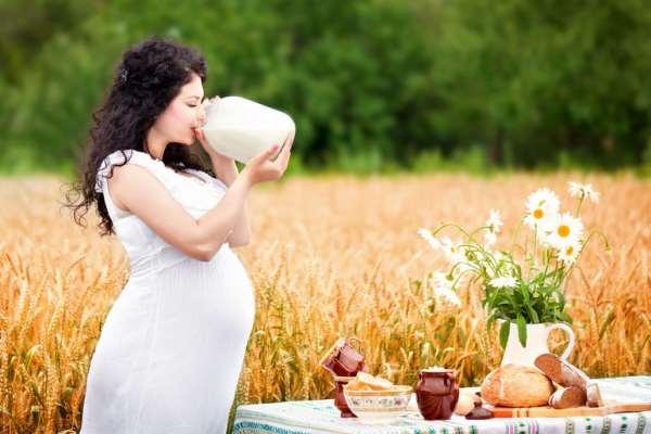 Питание при беременности: как сохранить фигуру?