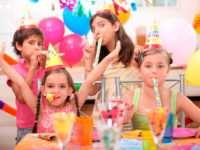 Как организовать праздник своему ребенку?