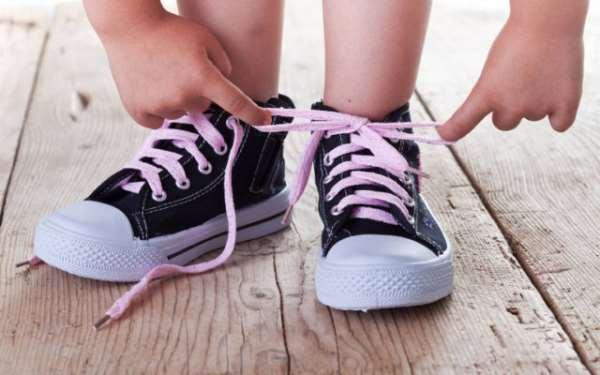 Спортивная обувь для вашего ребенка
