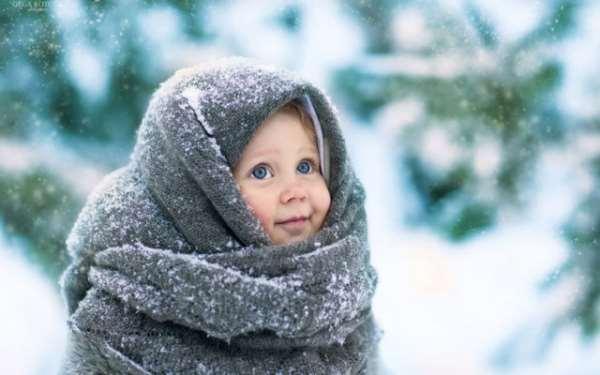 Верхняя одежда для ребенка: куртка или шуба?