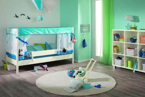 Оформление детской комнаты для дошкольника