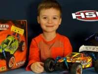 Детские игрушки на дистанционном управлении