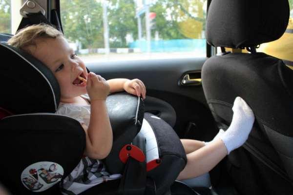 Чем увлечь ребенка в дороге?