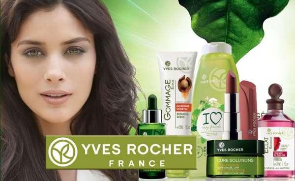 Растительная косметика Yves Rocher: идеальный вариант для беременных
