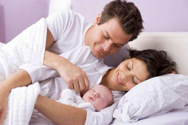 Взаимоотношения супругов после рождения ребенка