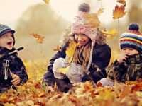 Здоровье дошкольника в осенний период