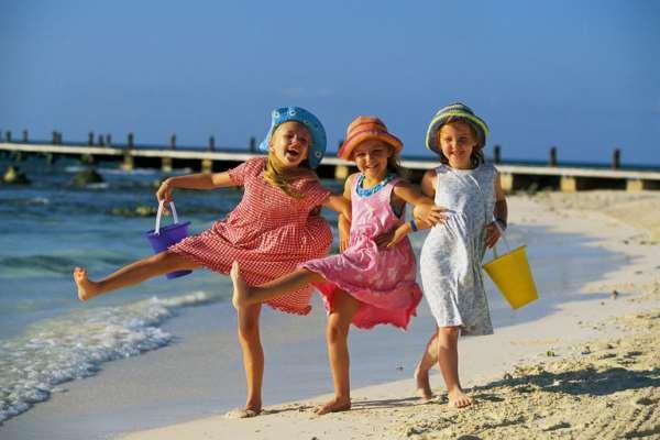 Возможен ли отдых с детьми?