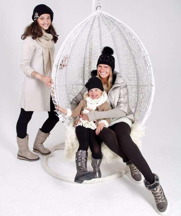 Современная обувь для зимы для детей – снобутсы или дутики