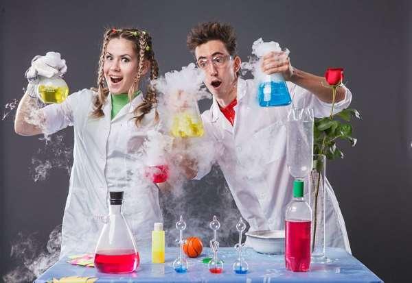 Химическое шоу – новый вид развлечения на любом празднике