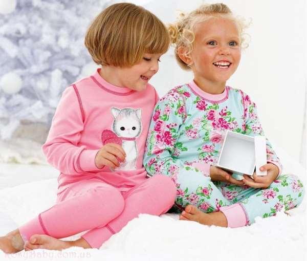 Теперь для вас не будет проблемой выбрать детскую пижаму