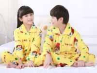 Детские пижамы: хлопок или флис