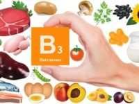Никотиновая кислота – основные преимущества витамина В3