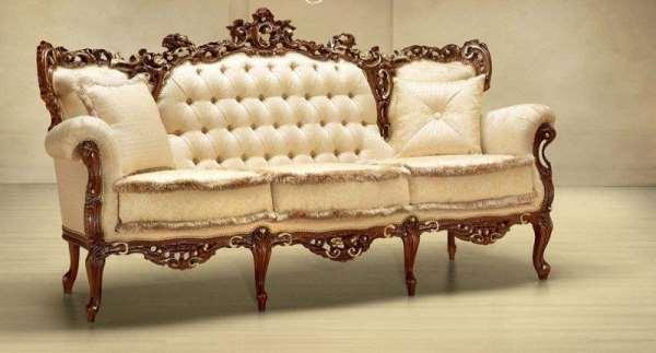 Диван в стиле барокко – роскошное украшение любого помещения