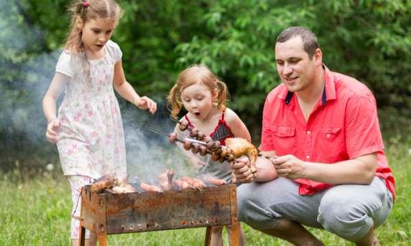 Загородный отдых с детьми – что важно взять с собой