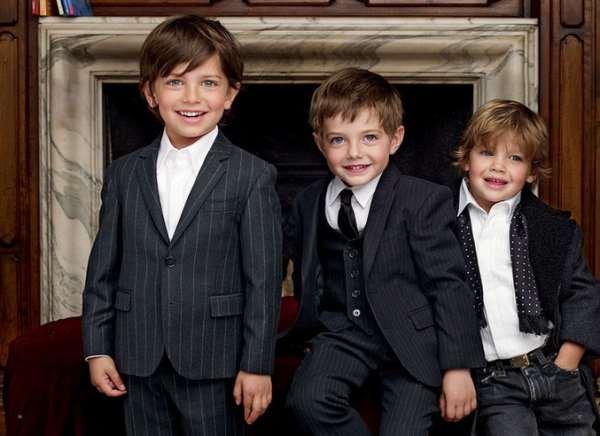 Как выбрать костюм для мальчика?