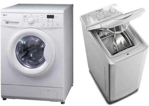 Какую стиральную машину лучше выбрать: с фронтальной или вертикальной загрузкой?