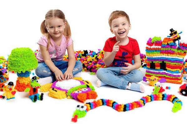 Конструктор Банчемс – отличный способ развития детской фантазии