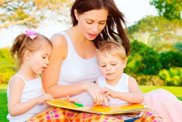 Грамотное развитие ребенка в возрасте 1 года