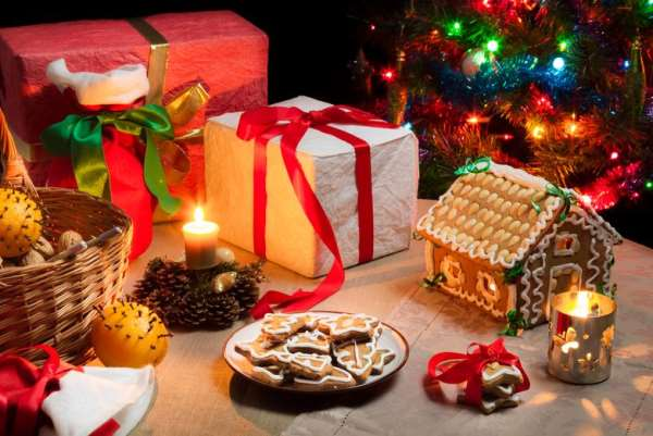 Какими должны быть сладкие детские новогодние подарки