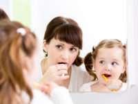 Как сохранить здоровье зубов ребенка