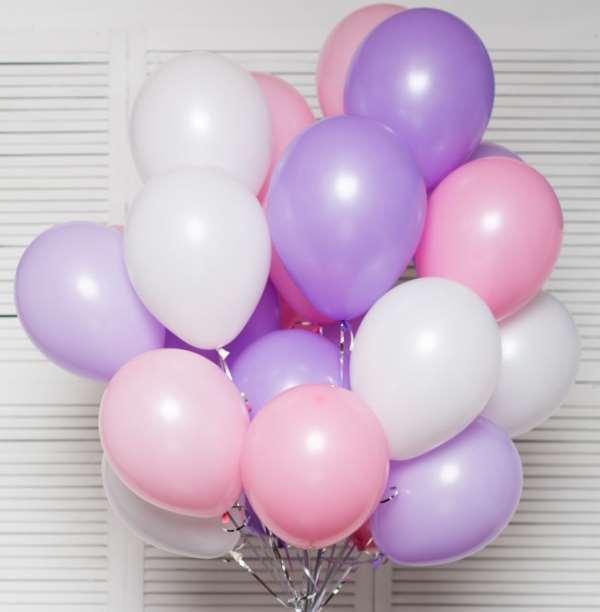 Воздушные шары как декорация любого праздника