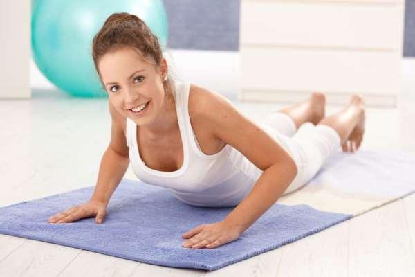 Какие физические упражнения предусматриваются при лечении остеохондроза