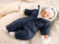 Комфортный и теплый детский комбинезон на зиму – какой он?