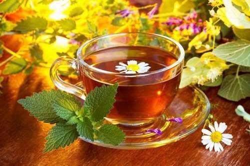 Множество причин выпить чашечку травяного чая