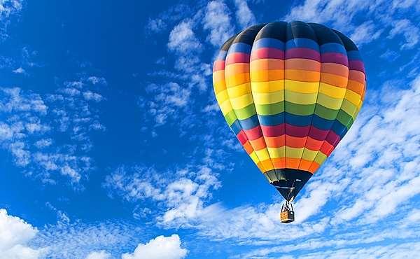 Полет на воздушном шаре – отличное развлечение для людей с хорошим вкусом