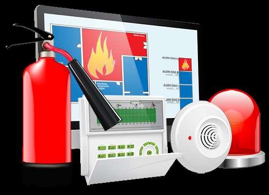 """Пожарная безопасность начинается с сигнализации от """"Инжфор"""""""