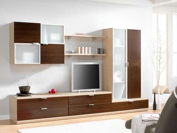 Стенки горки как удобнейший предмет мебели для гостиной