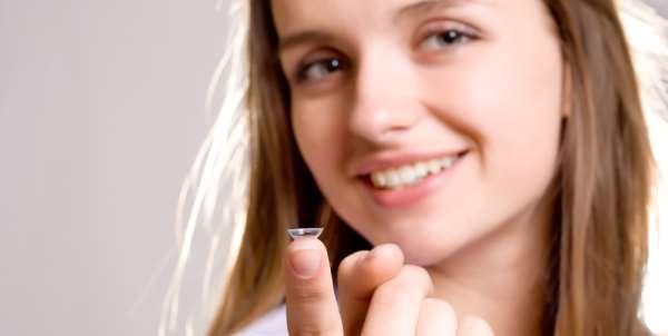 Современные контактные линзы и их особенности