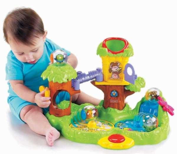 Нужны ли ребенку развивающие игрушки
