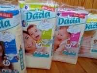 """Покупайте качественные памперсы """"Дада"""" современного образца"""