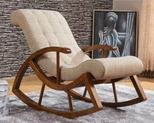 Применение кресла качалки – несомненная польза для здоровья